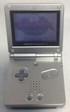 Nintendo Gameboy Advance SP Console + Casper Game Cartridge, Working, Bid Now