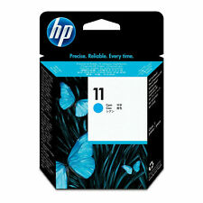 Genuine HP 11 Cyan Ink Cartridge C4836AE for Business Inkjet 1000 1100 1200 EXP