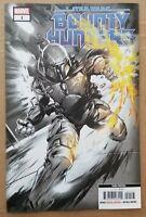 Star Wars Bounty Hunters #1 Comic - Paolo Villanelli 3rd Print Cover