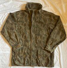 Vtg Columbia Gore-Tex 3M Thinsulate Duck Camo Jacket Parka XL Tall