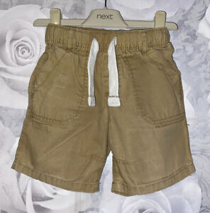 Boys Age 2-3 Years - Next Pull On Shorts