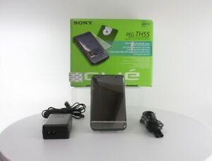 Boxed Open Box Sony CLIE Handheld Personal Entertainment Organizer (PEG-TH55)