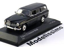 1:43 Minichamps Volvo 121 Amazon Break 1966 black