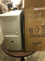 AT ATX Computer Case Enclosure Build Vintage 386 486 Pentium UNIQUE CASE 268 NEW