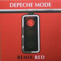 LP 33  Depeche Mode Remix Red DMRED001 EU 2019