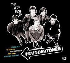 UNDERTONES - The Very Best Of -- 2 CD  NEU & OVP VVK 30.09.2016