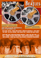 BEATLES - Live At Indiana State Fair (10 Inch Colour Vinyl)   REEL TO REEL
