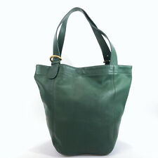 COACH Tote Bag Old coach Grain leather mens