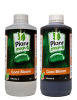 Plant Magic Coco Bloom Soft Water A&B 1L Hydroponic Nutrient Feed