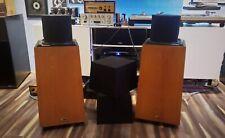 Ohm Walsh 4Xo Speakers - Beautiful Full Working Pair - See Demo🎼�