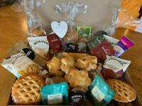 Luxury Afternoon Tea Hamper for Easter, Birthdays and Forever friends Treat