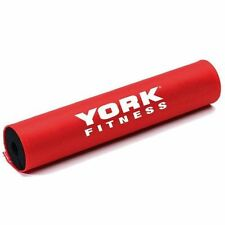 York Barbell Pad Squat Bar Support Weight Lifting Protective Foam