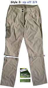 GITVIENAR FemaleS Soft Shells Thickening Warm Fleece Pants Waterproof Windproof Hiking Climbing Pants