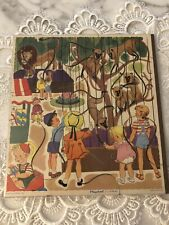 "Playskool Little Golden Book Puzzle ""At the Zoo"""