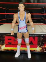 WWE Mattel Basics 68 Bo Dallas Wrestling Figure RARE