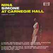 Nina Simone - Nina Simone At Carnegie Hall (NEW CD)