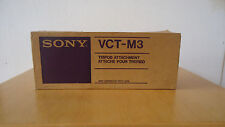 SONY VCT-M3