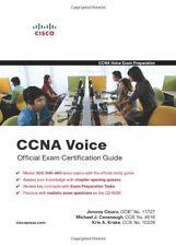 CCNA Voice Official Exam Certification Guide (640-460 IIUC),Jeremy Cioara, Mich