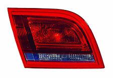 2009 - 2013 AUDI A3 REAR INNER BACK UP TAIL LAMP LIGHT LH LEFT