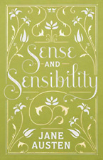 Jane Austen-Sense And Sensibility BOOK NEW