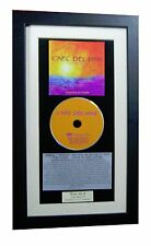 CAFE DEL MAR Volume 5+IBIZA CLASSIC CD Album QUALITY FRAMED+EXPRESS GLOBAL SHIP