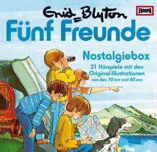 fünf Freunde - Nostalgiebox CD (21) Europa