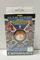 2019-2020 PANINI CHRONICLES NBA BASKETBALL HANGER BOX Brand New Factory Sealed