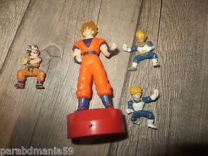 Dragon ball-Anciennes figurines-Différents modèles
