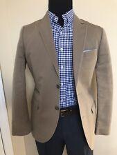 Khaki Black Brown 1826 Blazer Size Medium