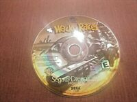Sega Dreamcast Disc Only Tested Wacky Races Ships Fast