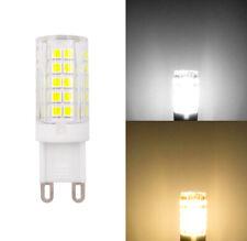 G9 LED Light Bulb Dimmable 6W 110V 220V 64-2835 SMD Ceramics Light Crystal Lamp