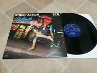 BACHMAN TURNER OVERDRIVE - Steet action UK press Vinyl album - Mercury
