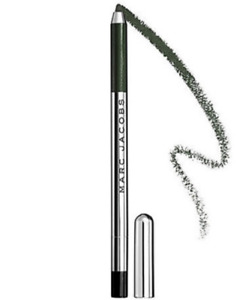 Marc Jacobs Highliner Gel Eye Crayon #56 O(vert) Overt 0.01 Oz Forest Green NIB