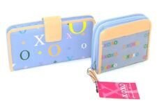 (3) XOXO Multi Color Wallets Nwt