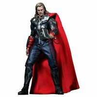NEW Movie Masterpiece Avengers THOR 1/6 Scale Action Figure Hot Toys from Japan