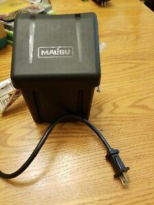 NEW Malibu ML121RT Low Voltage Landscape Lighting Transformer 121 Watt Corded