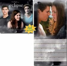 Fantasy Movie Poster The Twilight Saga: Eclipse 16 Month 2011 Wall Calendar