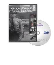 Vintage Police Shock, Safety & Dog Training Films ADT DVD - A65