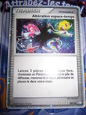 POKEMON NEUVE (◕‿◕✿) ALTERATION ESPACE TEMPS 124/123 FRANCAIS CARTE SECRETE R