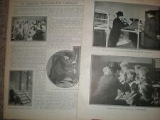 Photo article anti smallpox campaign USA 1902