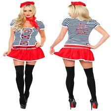 Kiss me Kostüm 38-42 Showtanz 80er Bad Taste Kleid rot Kussmund 1211673G13