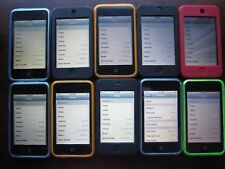 Apple 8GB iPod Touch - 2nd Generation - Black - A1288 Please READ! Lot of 10