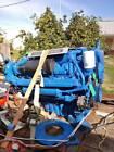 Perkins TV8 540 , Marine Diesel Engine , 8 CYLINDER TWIN TURBO w/ Twin Disc Gear