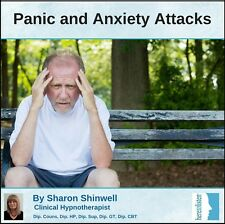 Stop Panic Anxiety Attacks. Hypnosis CD Stop Attacks in their Tracks. HALF PRICE