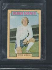 New listing 1973-74 A&BC Gum Rugby Vintage Card # 249 Archie Gemmill PR-FR