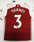 adidas Arsenal Kieran Tierney Home Shirt 2020 2021 Junior 13-14 Years *CN1086