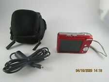 Nikon COOLPIX L18 8.0MP Digital Camera - RED-Batteries included- with case