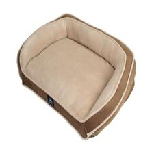 36x26 Serta Orthopedic Memory Foam Couch Pet Soft Bed Large Dog Durable With PIL
