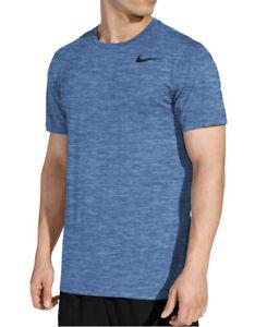 Nike Men's Training T-shirt Size L Blue