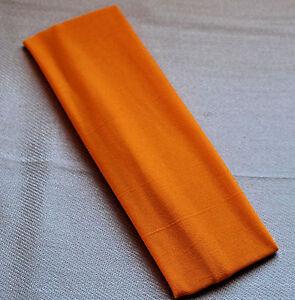 Lycra Headbands 2 1/4 wide Choose colors  VERY STRETCHY, SOFT, GREAT HEADBAND